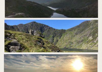 Welsh Peaks Challenge